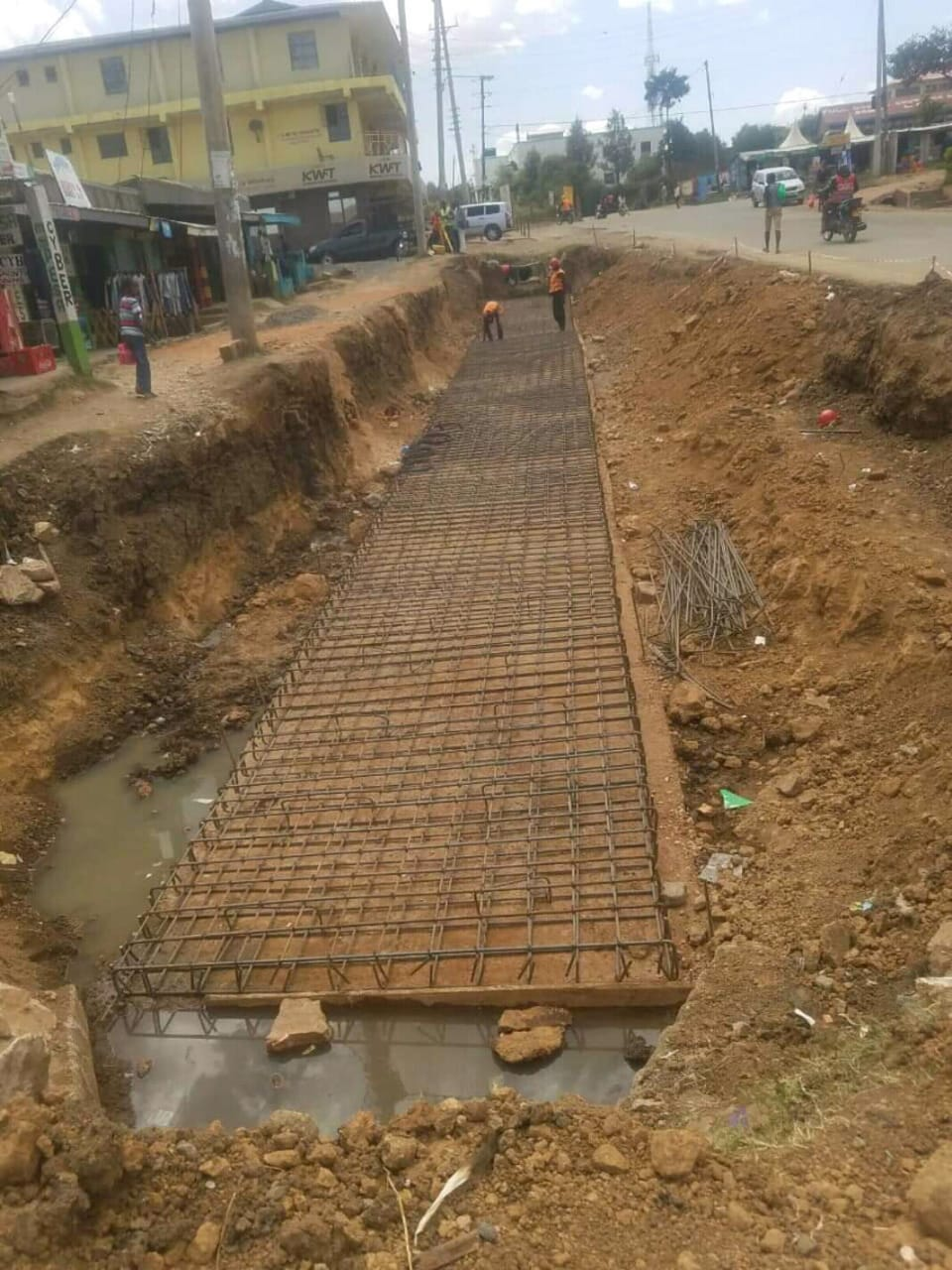 Storm Water Drainage – CGB NEW WEBSITE